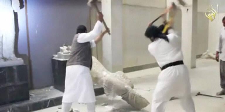 """ISIS plündert im """"industriellen Maßstab"""""""