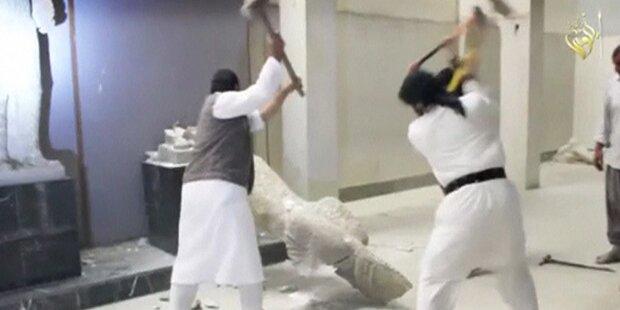 ISIS zerstört einzigartige Kulturschätze