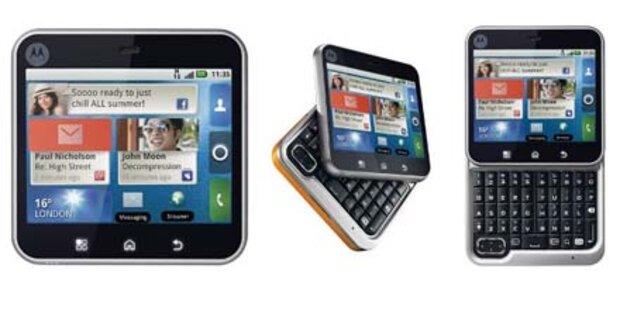 Android-Smartphone für Design-Liebhaber