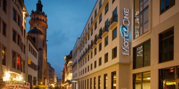 Budget-Hotels sind der neue Trend