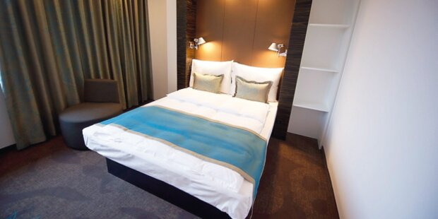 Motel one g nstige designer zimmer am westbahnhof for Gunstige designhotels
