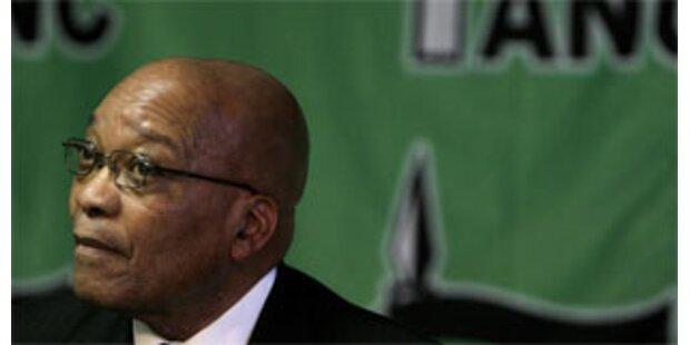 Motlanthe zum neuen Präsidenten Südafrikas gewählt