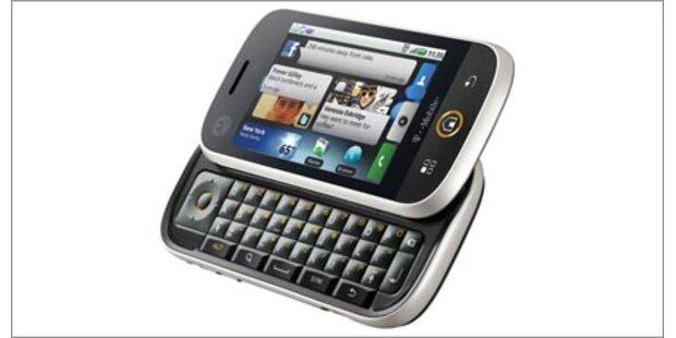 Mit Android-Handy aus der Krise