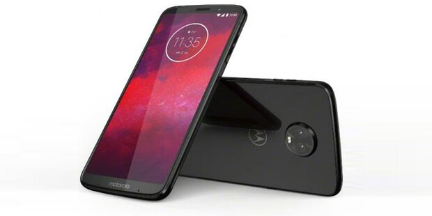 Motorola bringt erstes 5G-Smartphone