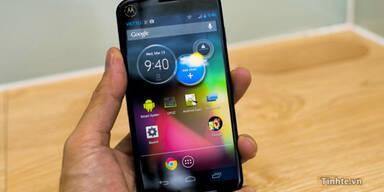 Infos vom Google Super-Phone Moto X