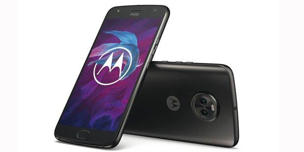 Motorola bringt ein