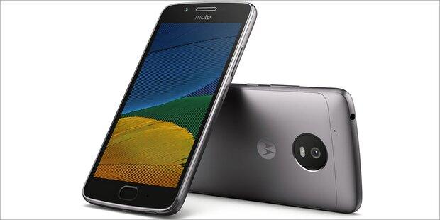 Motorola-Smartphone jetzt bei T-Mobile
