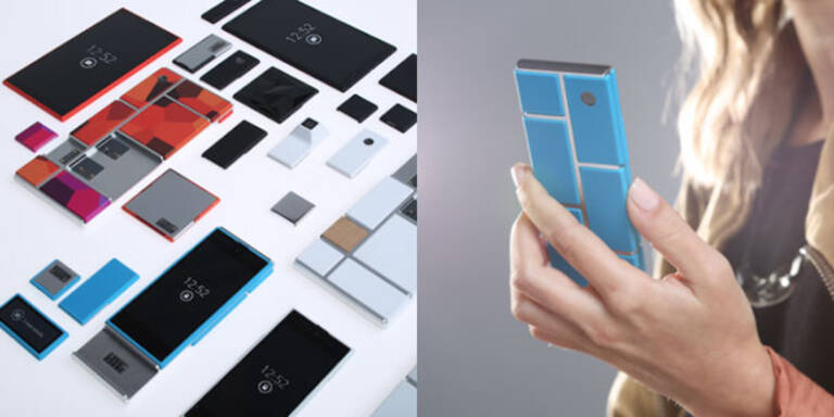 Google-Smartphones zum Selberbauen