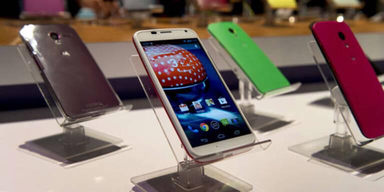 Google ordnet die Smartphone-Welt neu