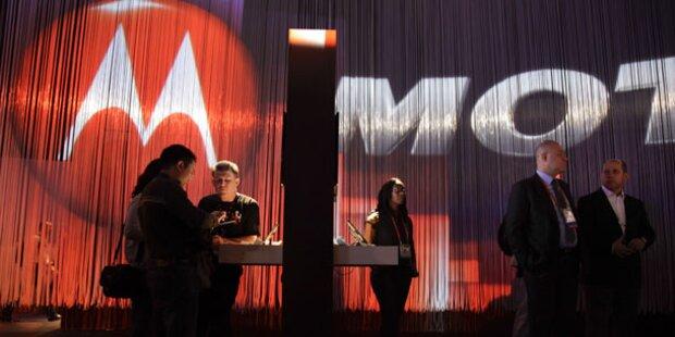 Rückschlag für Apple im Streit mit Motorola