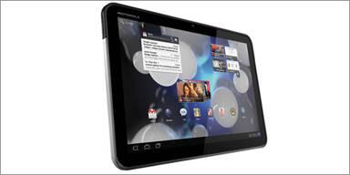 Motorola Xoom startet bei uns ab 199 Euro