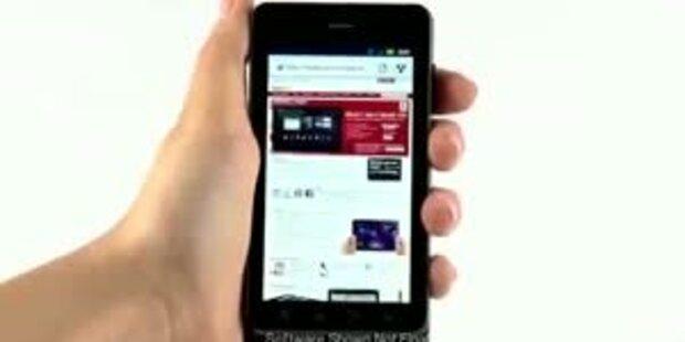 Neues Android-Flaggschiff von Motorola