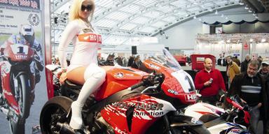 Der Countdown für die MOTORRAD 2010 läuft