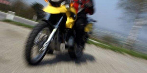 Schwerer Biker-Crash: Mann gestorben