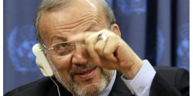 Iran erntet mit Vorstoß Misstrauen