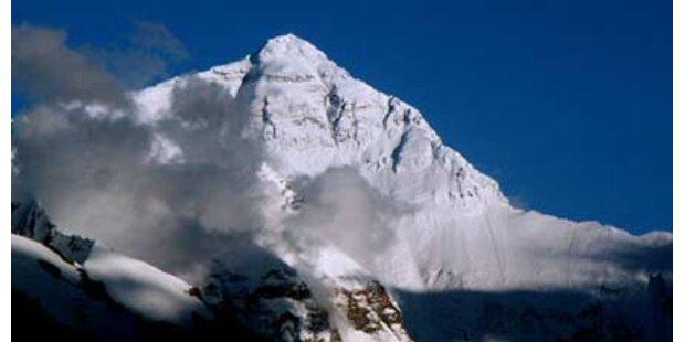 Bald gibts Handyempfang am Mount Everest