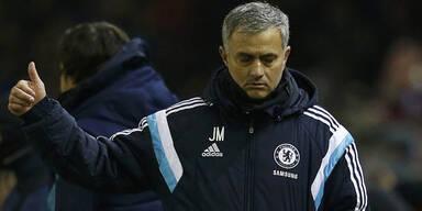 """Mourinho nach Blamage: """"Schäme mich"""""""