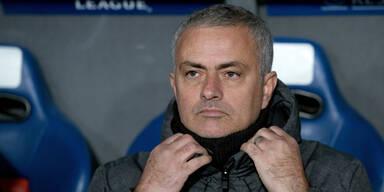 José Mourinho steht vor Wechsel nach China