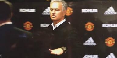 Cool, cooler, José Mourinho!