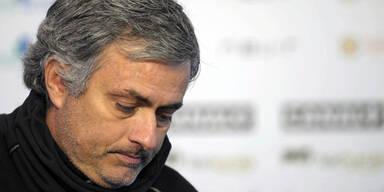 Mourinho nach Punkteverlust enttäuscht