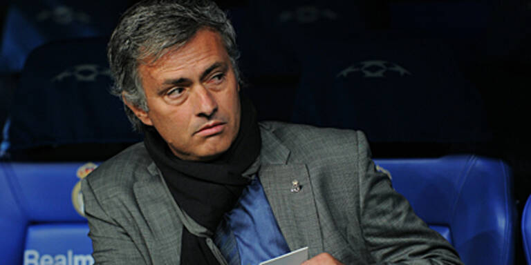 Mourinho 2007 beinahe England-Teamchef