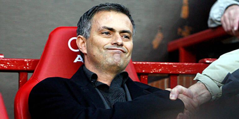 Mourinho bei Chelsea vor Abschied