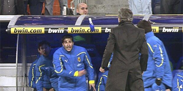 Mourinho eckt mit Gegnern an