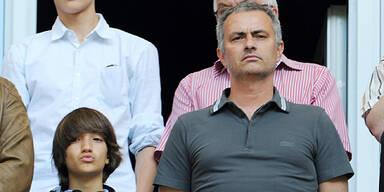 Mourinho jr. will nicht beim Papa spielen