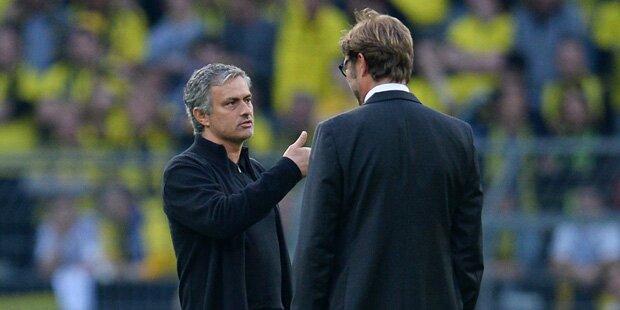 'Frustriert': Mourinho ätzt gegen Klopp