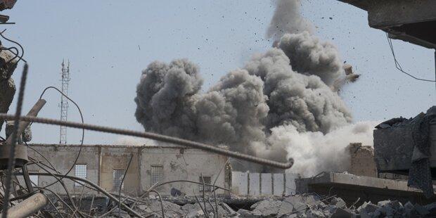 Hunderte tote Zivilisten bei Sturm auf Altstadt von Mosul