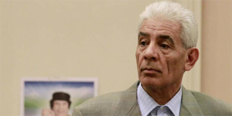 Libyens Außenminister flüchtet nach London