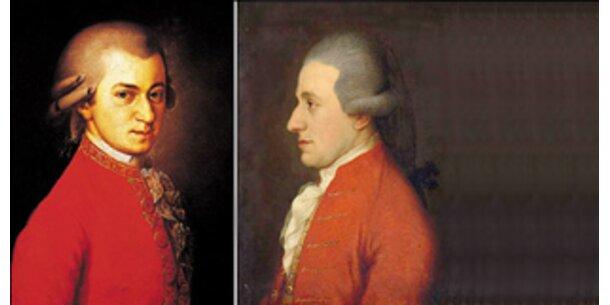 Unbekanntes Mozart-Porträt in London entdeckt