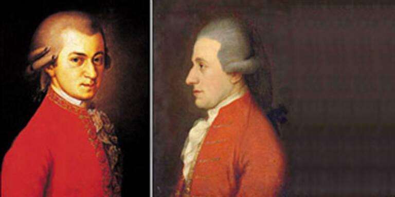 Zwei unbekannte Mozart-Werke aufgetaucht