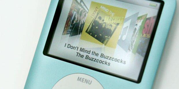 Musik-Streaming-Dienste am Vormarsch