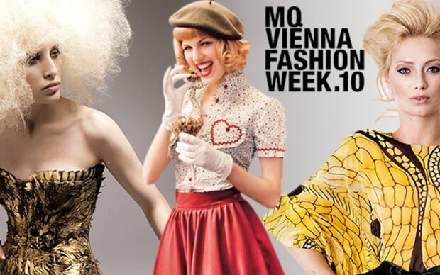 Jetzt startet die MQ Vienna Fashion Week