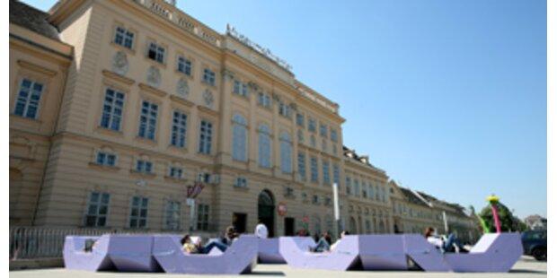 Eröffnung der Street Art Passage Vienna