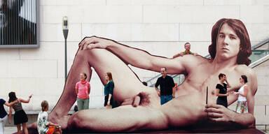 Mr.Big Skulptur