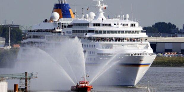 MS Europa ist bestes Schiff der Welt