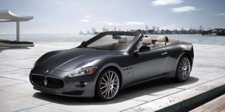 Italiener stellen ihr neues Cabrio vor