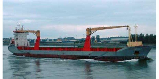 Deutsches Schiff vor Somalia entführt