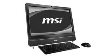 MSI FullHD-AiO-PC mit Touch, 3D und 120 Hz