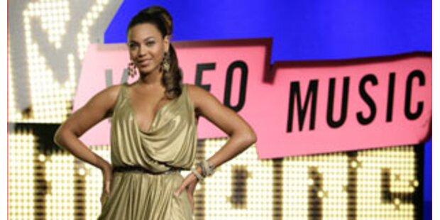 MTV-Awards zu Allerheiligen in München