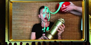 Scarlett Johansson MTV Awards