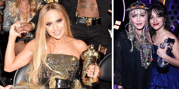 MTV VMAs: Der Abend der Mega-Diven