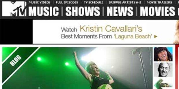 Keine Universal-Videos mehr auf MTV.com