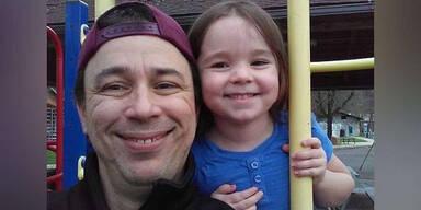 Bryan vermisste Tochter Harmony
