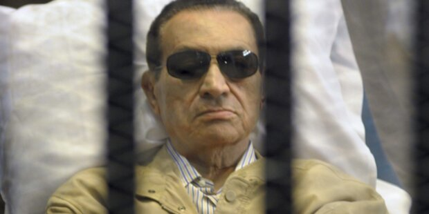 Mubarak bald auf freiem Fuß