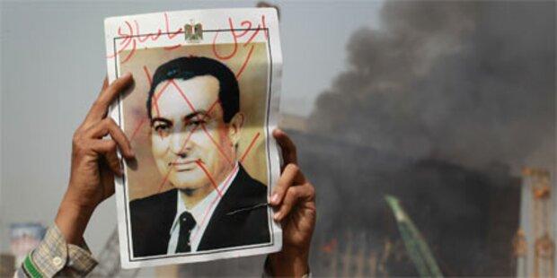 Mubarak regelt Nachfolge