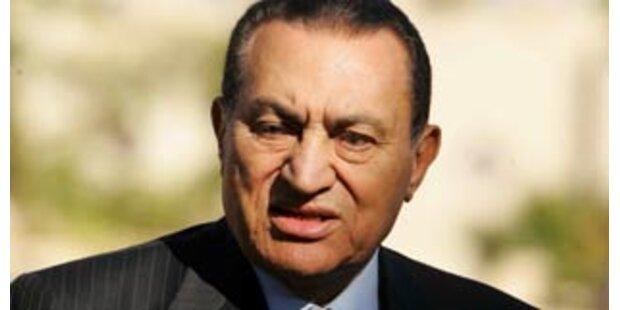 EU mahnt in Ägypten die Menschenrechte ein