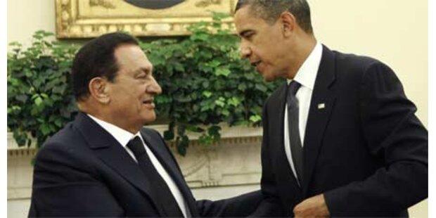 Obama glaubt an Nahost-Friede